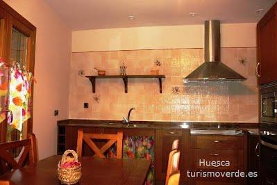 TURISMO VERDE HUESCA. Casa Pueyo de El Pueyo de Araguas